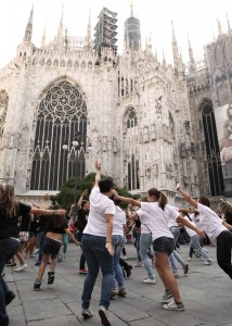 Flash Mob Milano Back to School 17 settembre 2011