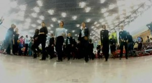 Flash Mob Air France