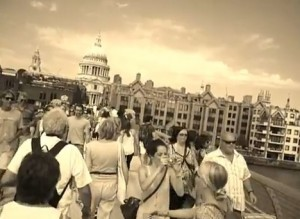 Walk Dance Flash Mob Londra 2012
