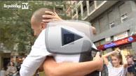 repubblica tv flash mob milano