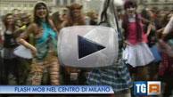 TGR Lombardia flash mob