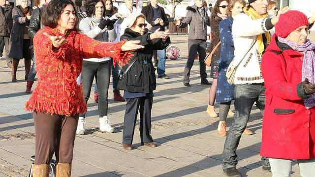 Il Flash Mob al rallentatore: elogio della lentezza