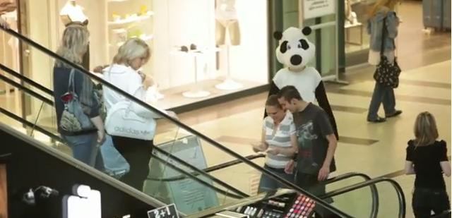 Marketing non convenzionale targato WWF: raggiungere 300 mila persone con un volantino solo