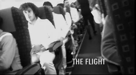 Flash mob in aereo? E' successo in Italia: guarda il video!