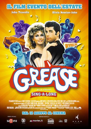 Torna Grease al cinema. Parola d'ordine? Sing a long!