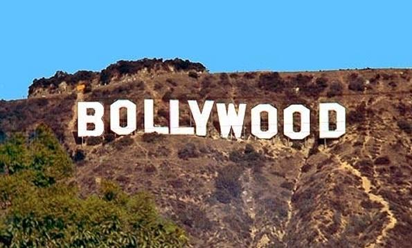 Le atmosfere di Bollywood..nei flash mob!