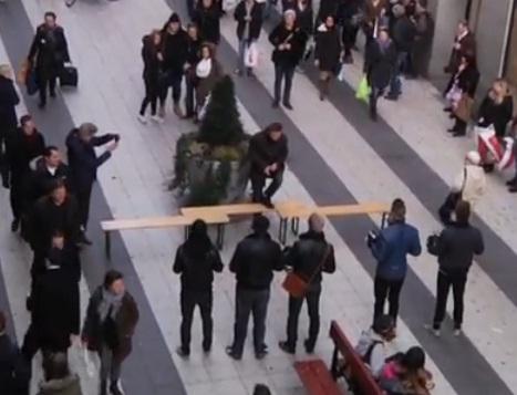 Flash Mob Ikea