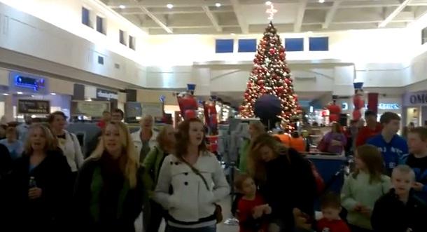 Flash Mob canzoni di Natale