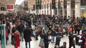 Flash Mob a Parigi