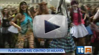 TGR Lombardia flash mob