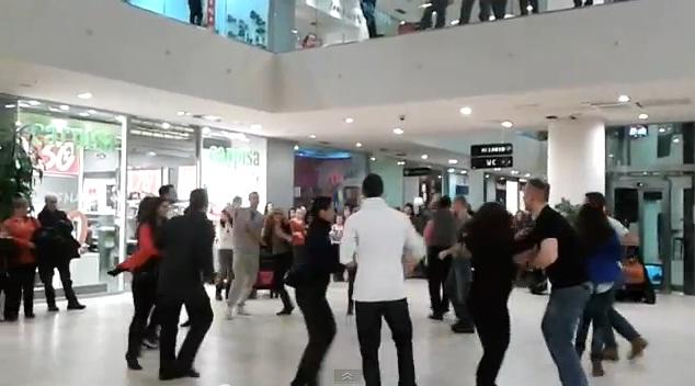 Flash Mob a Sarajevo