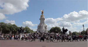 Dance Flash Mob reale a Londra