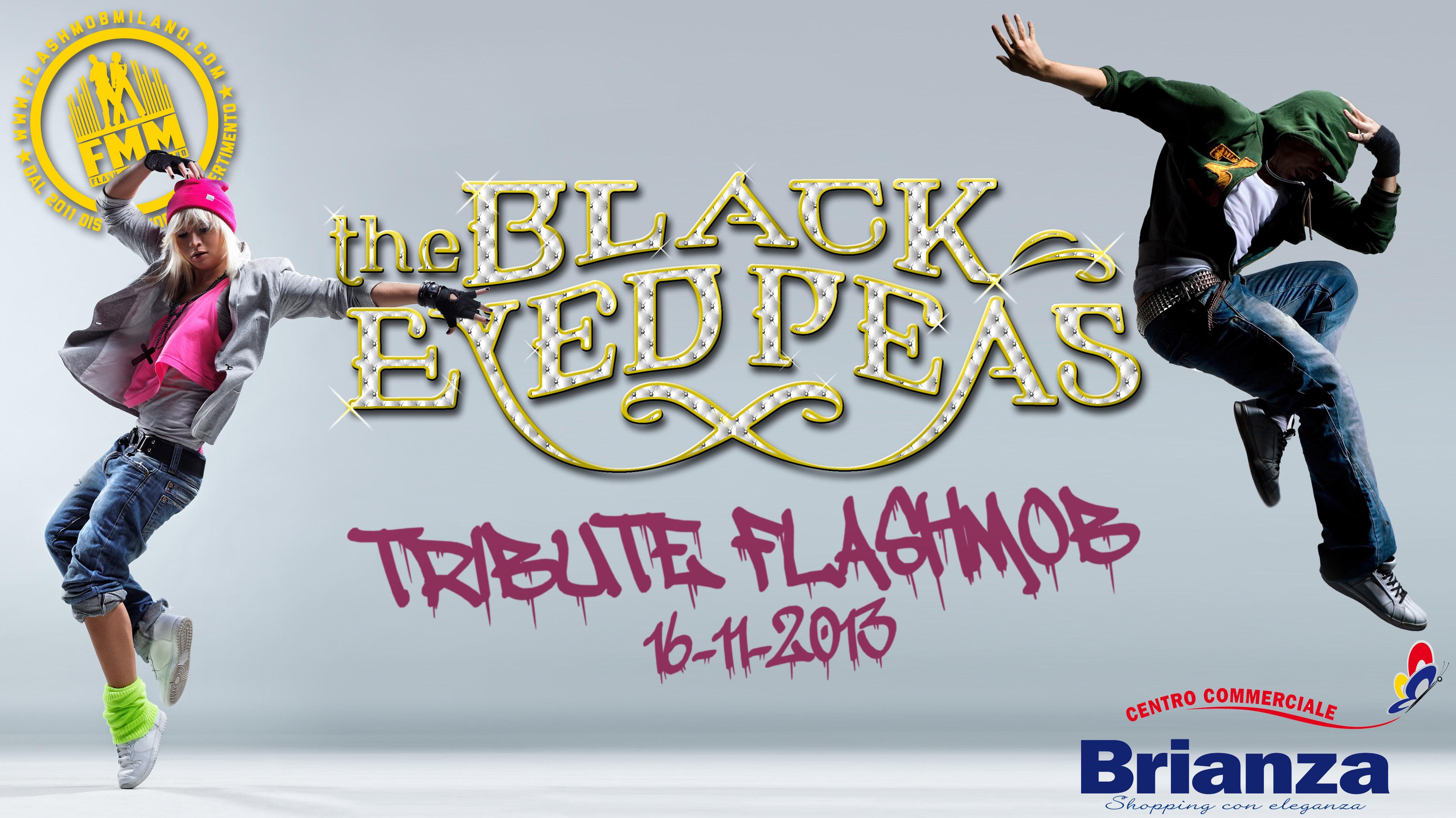 In Brianza arriva il Black Eyed Peas Tribute Flashmob