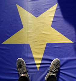 stella europa piedi