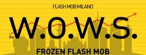 the wows frozen flashmob logo