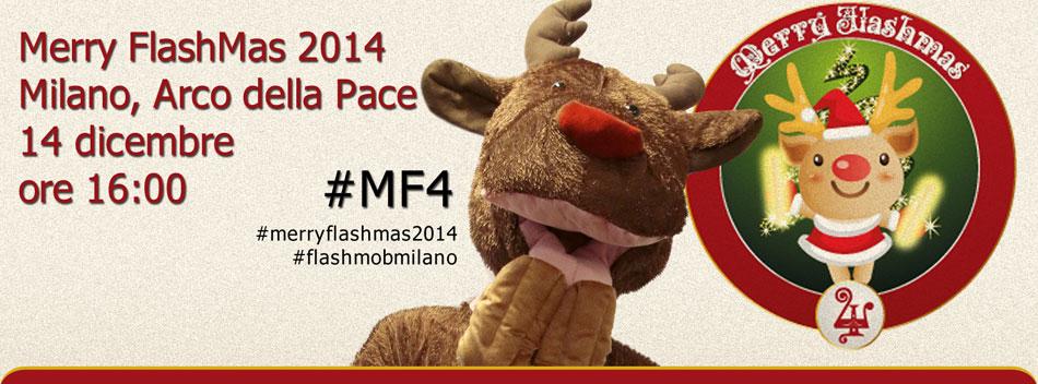 Merry FlashMas e tantissimi amici anche da lontano!